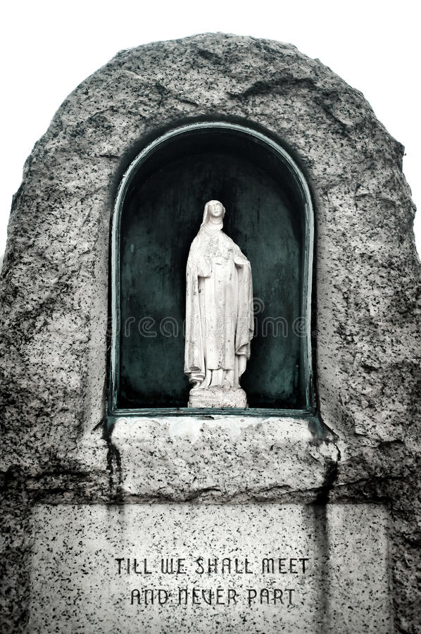 Download Old Gravestone stock image. Image of historic, black - 24624789