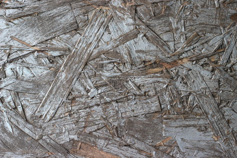 Old gray painted chipboard. Shot close-up for texture royalty free stock images