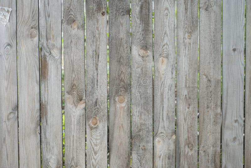 Old Gray Wood Plank Sullen Wall Texture Fence rustic Background. Old Gray Wood Plank Sullen Wall Texture Fence stock images