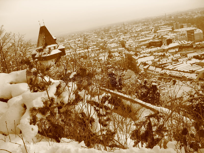 Download Old Graz Royalty Free Stock Photo - Image: 188935
