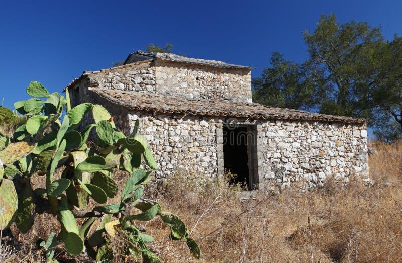 Old Greek farmhouse
