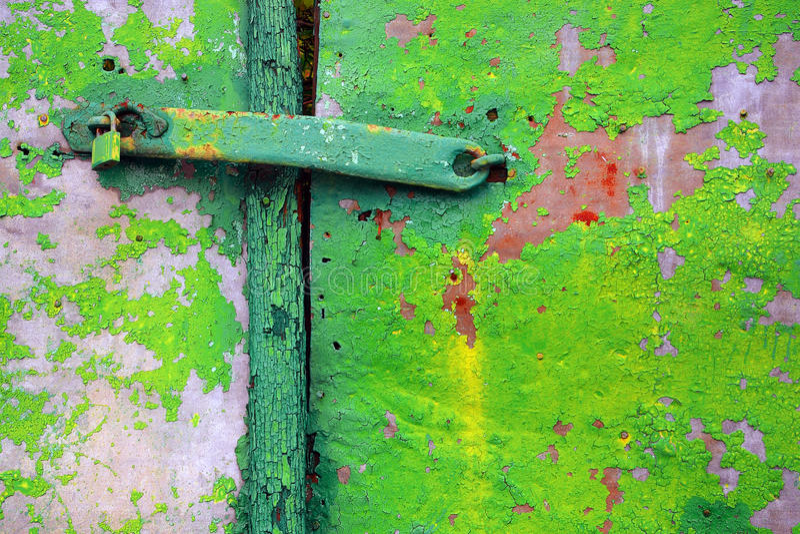 Old Green Door