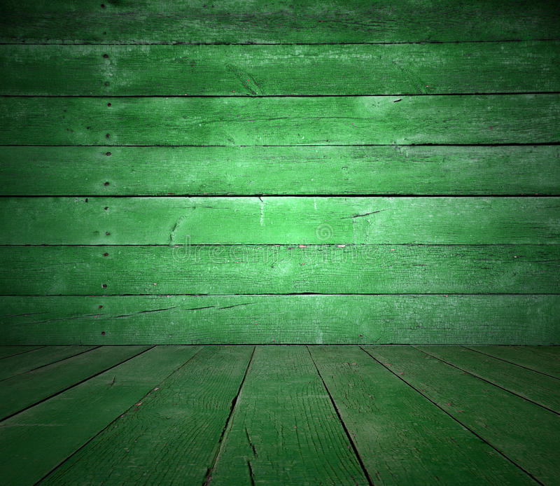 Download Old green room stock image. Image of color, apartment - 28911317