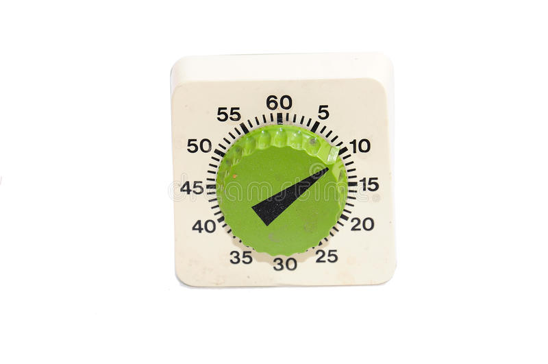 Download Old green timer stock photo. Image of rotate, protocol - 27353384