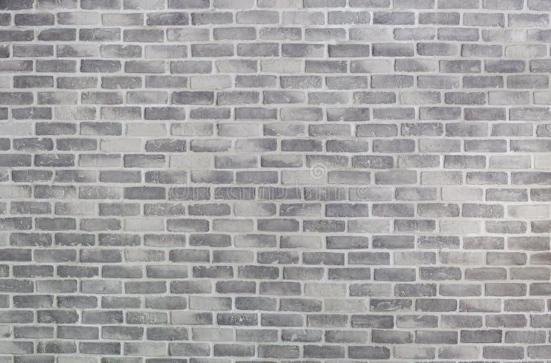 Old grey brick wall royalty free stock photo