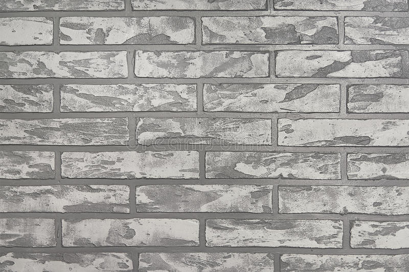 Download Old Grey Brick Wall Background Texture Stock Photo