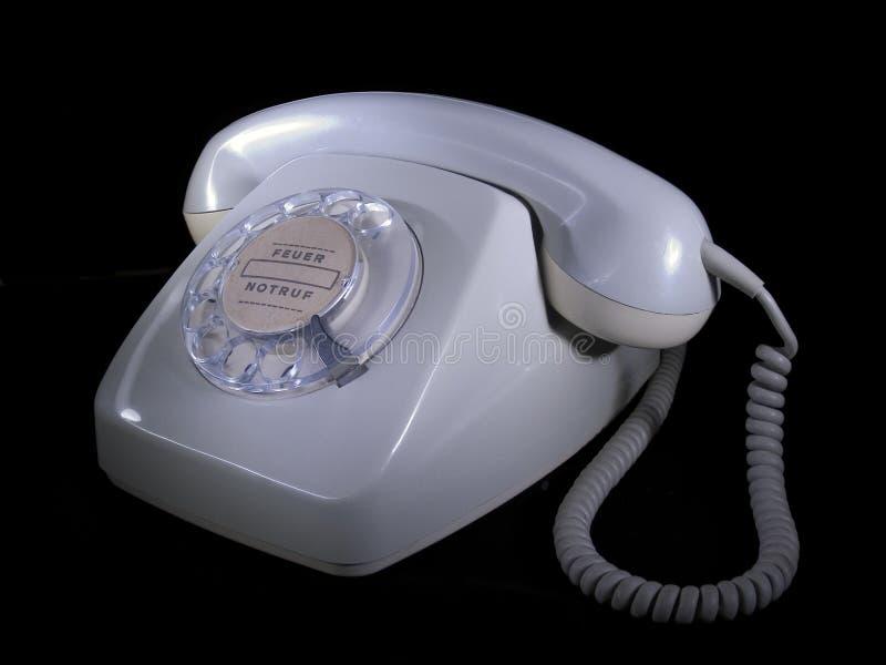 Old grey phone