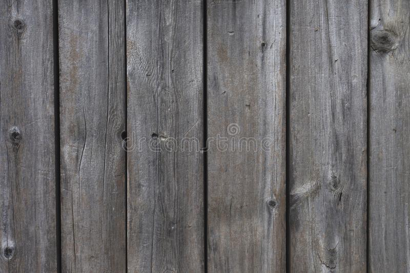 Old grey wood background. Grunge texture. royalty free stock photos