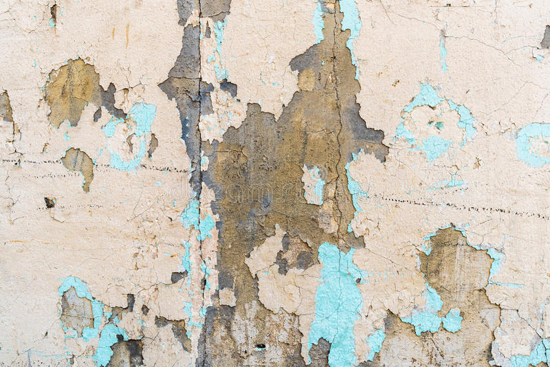Old grunge brick wall fragment background. royalty free stock photography