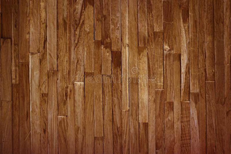 Old grunge dark brown wood panel pattern stock images