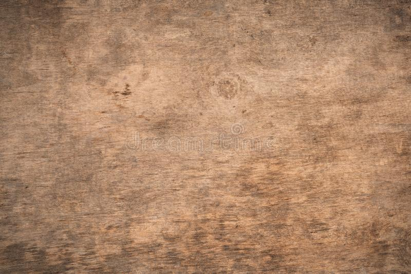 Old grunge dark textured wooden background. The surface of the o. Ld brown wood texture. Top view plywood texture for background stock images