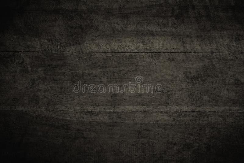 Old grunge dark textured wooden background,The surface of the old black and white wood texture stock photo