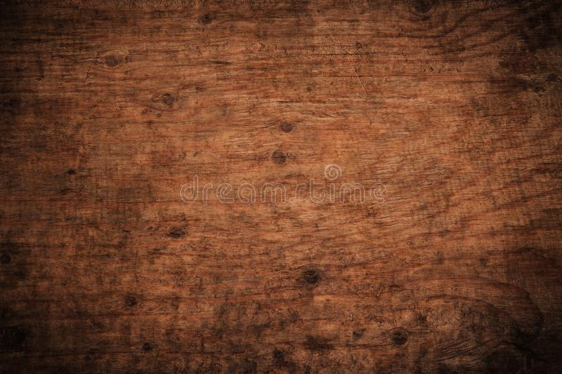 Old grunge dark textured wooden background,The surface of the old brown wood texture,top view brown plywood stock photos