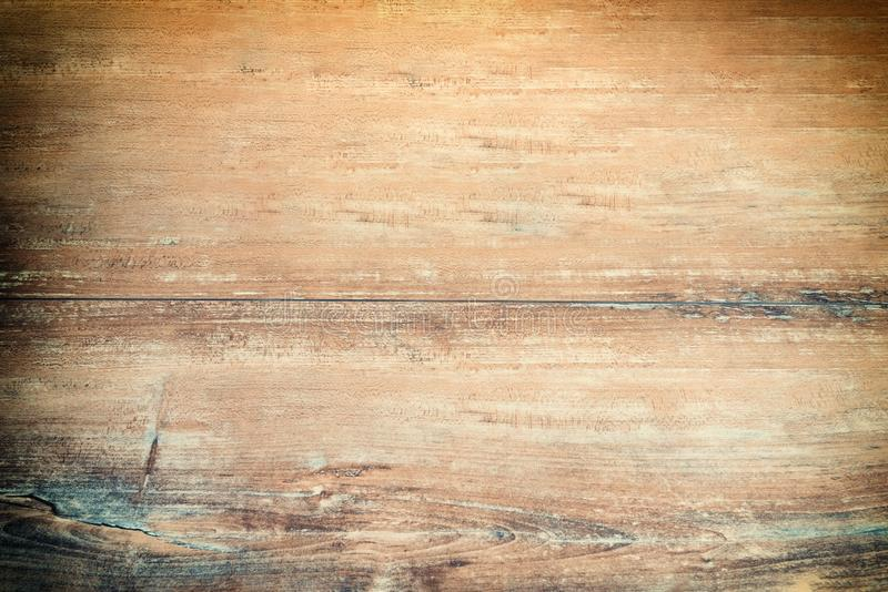 Old grunge dark textured wooden background, The surface of the old brown wood texture, top view brown wood paneling royalty free stock photo