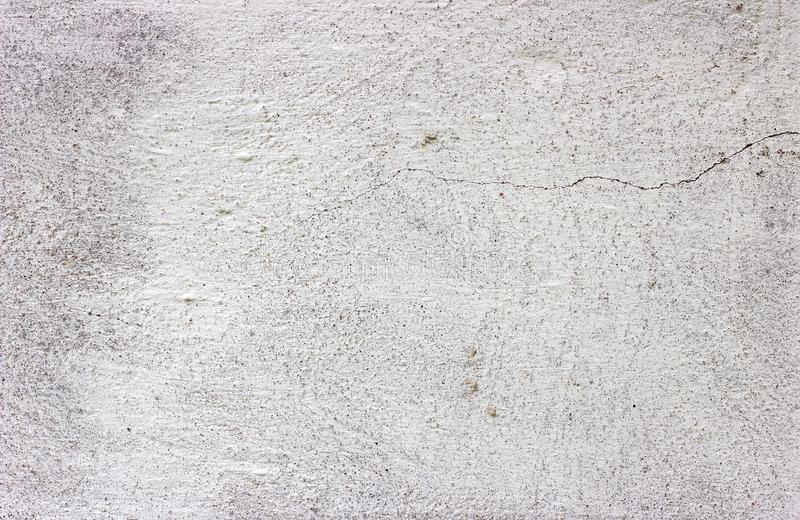 Old grunge dirty cracked vintage light gray concrete and cement mold texture wall or floor background with weathered paint. And scratches stock photos
