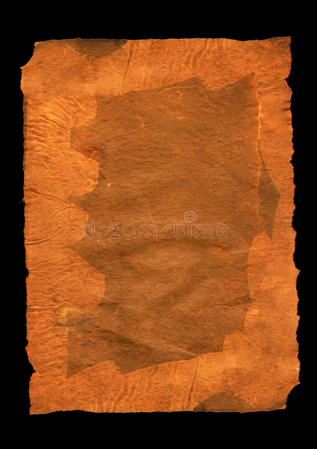 Old grunge paper royalty free stock images
