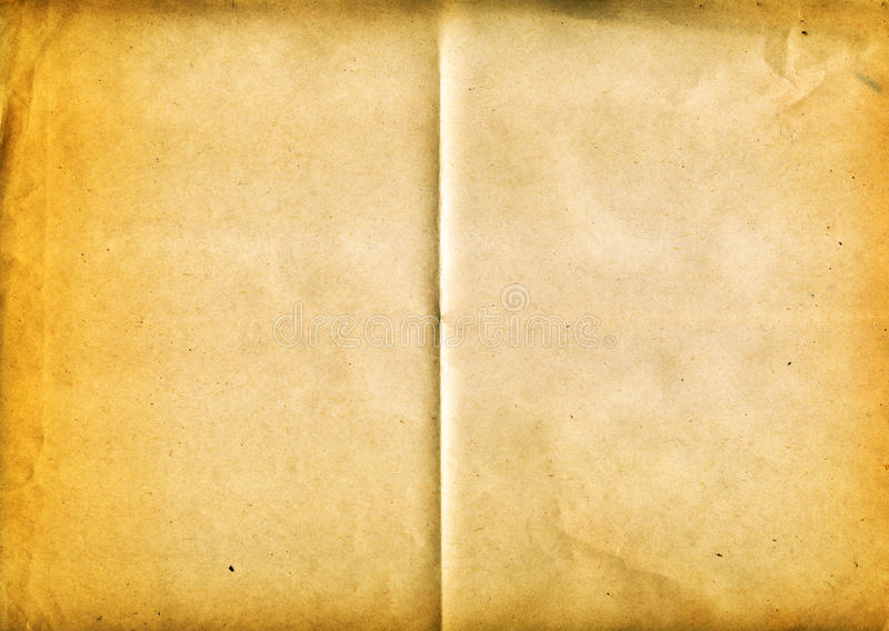 Old grunge paper stock photography
