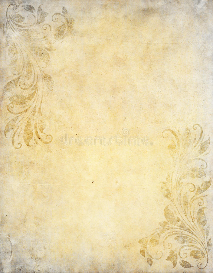 Old grunge paper background royalty free stock images