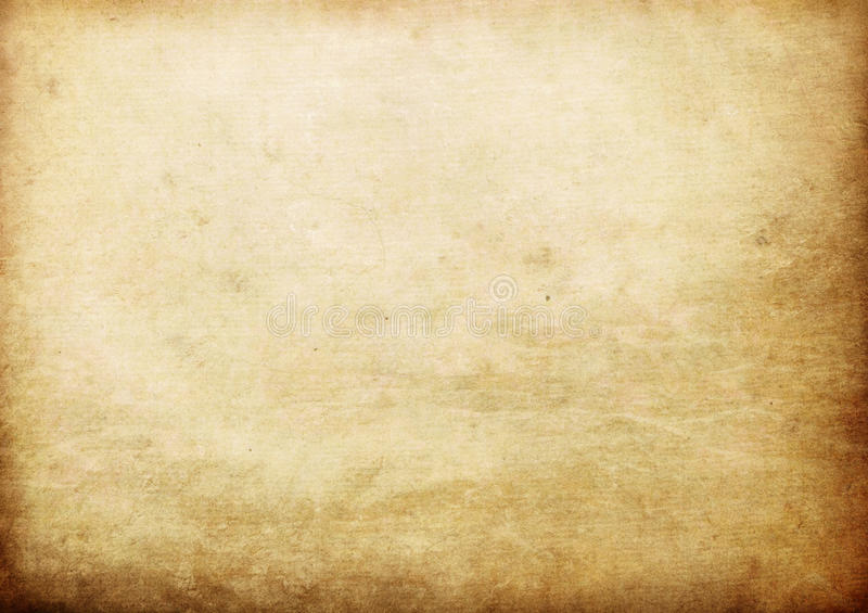 Old grunge paper background. royalty free stock photo
