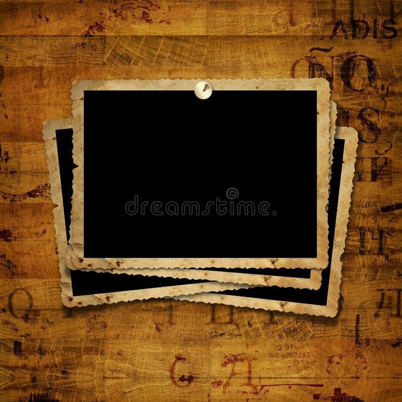 Download Old grunge paper frames stock photo. Image of letter - 39506656