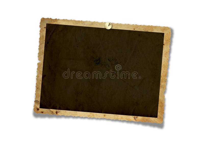 Download Old grunge paper frames stock image. Image of ancient - 39506595