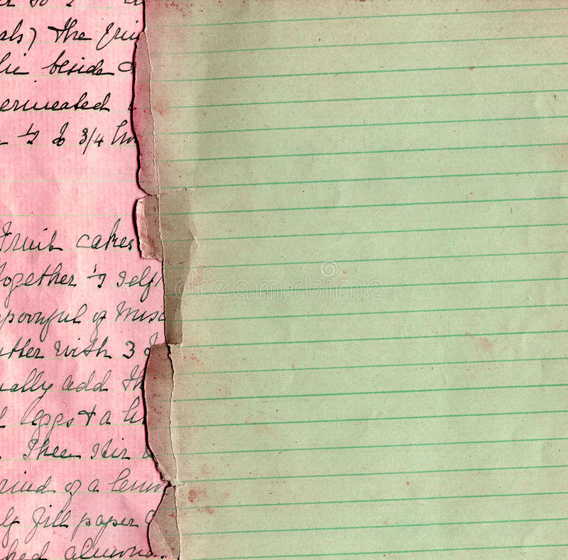 Download Old Grunge Paper With Lines Stock Image - Image: 2278365