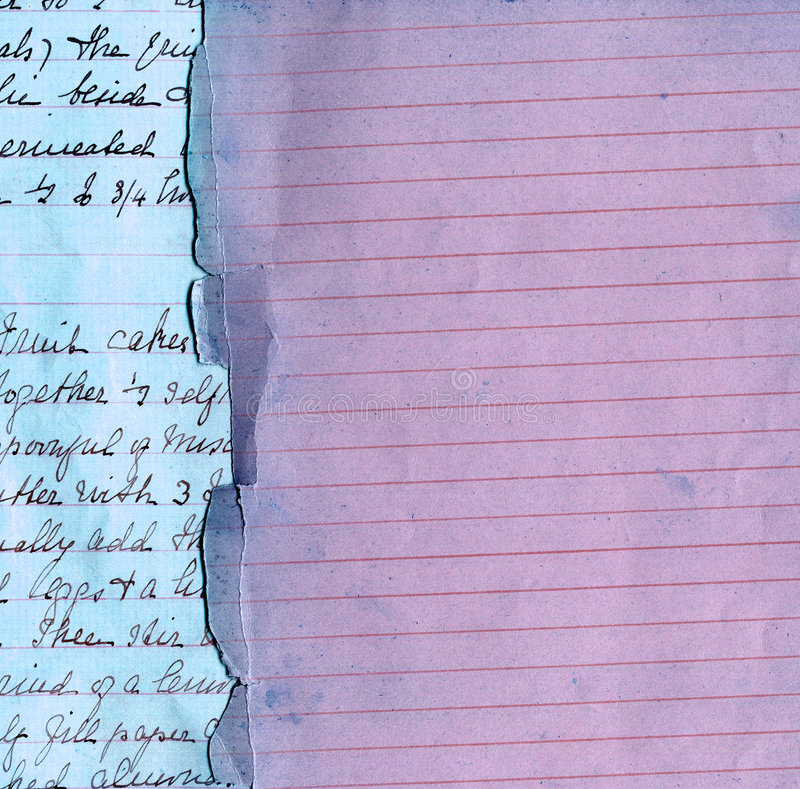 Download Old Grunge Paper With Lines Stock Image - Image: 2281041