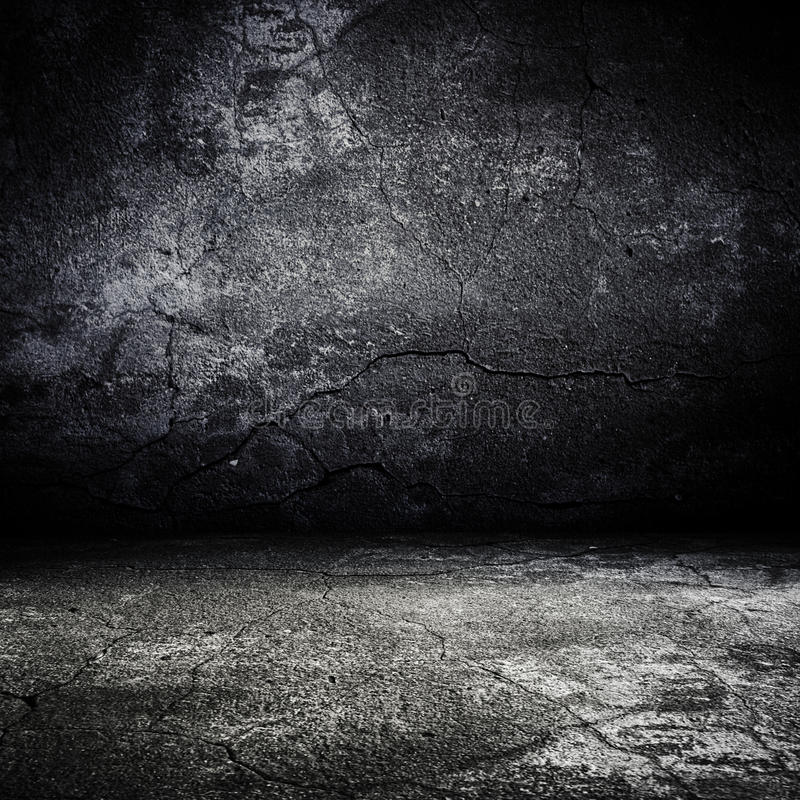 Download Old grunge scary room stock illustration. Image of room - 20207545