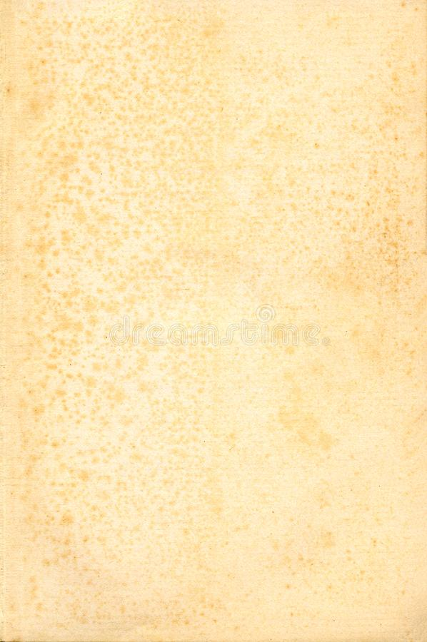 Old grunge, stained paper royalty free stock photos
