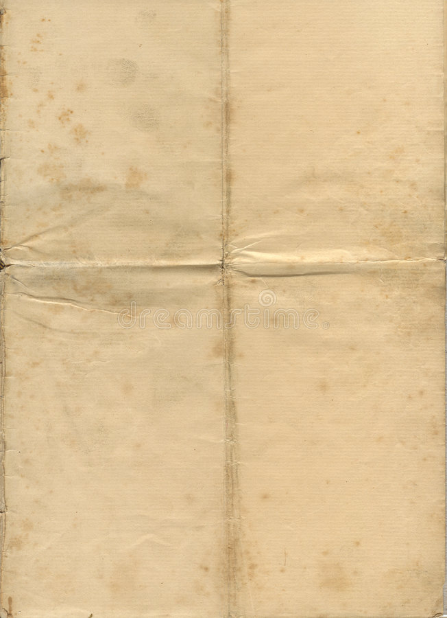 Free Old Grunge, Stained Paper Stock Photos - 3406003