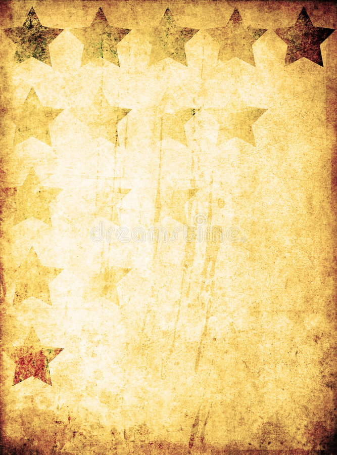 Old grunge texture royalty free illustration