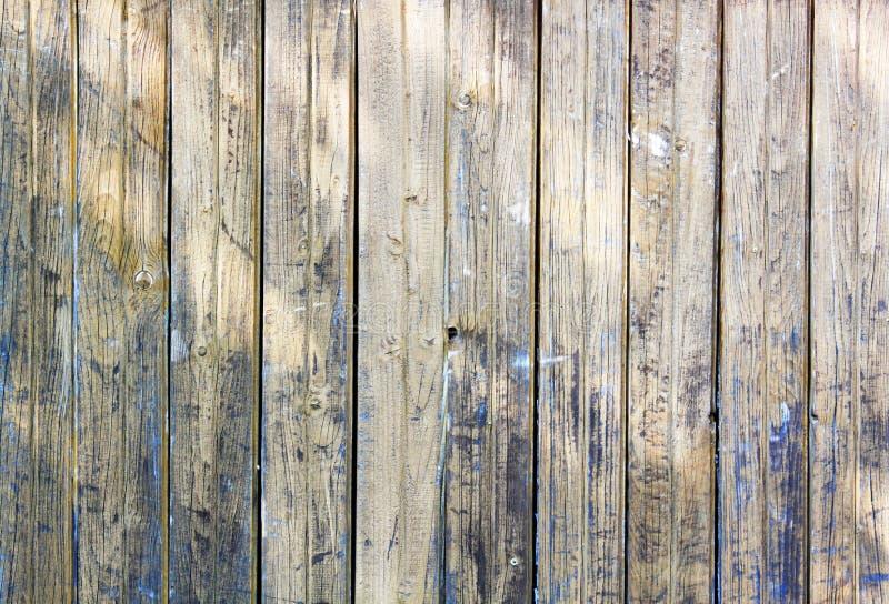 Old grunge wood panels royalty free stock photos