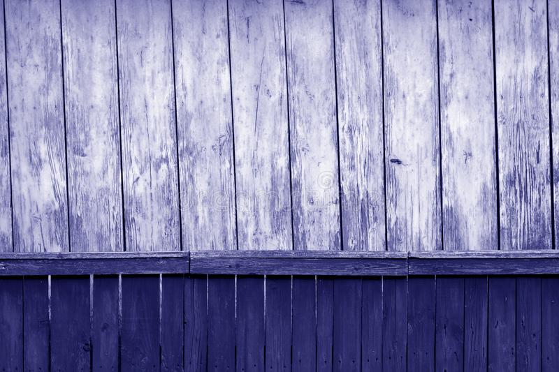 Old grunge wooden fence and wooden wall pattern in blue tone. Abstract background and texture for design, color, vintage, weathered, timber, tree, carpentry stock photos