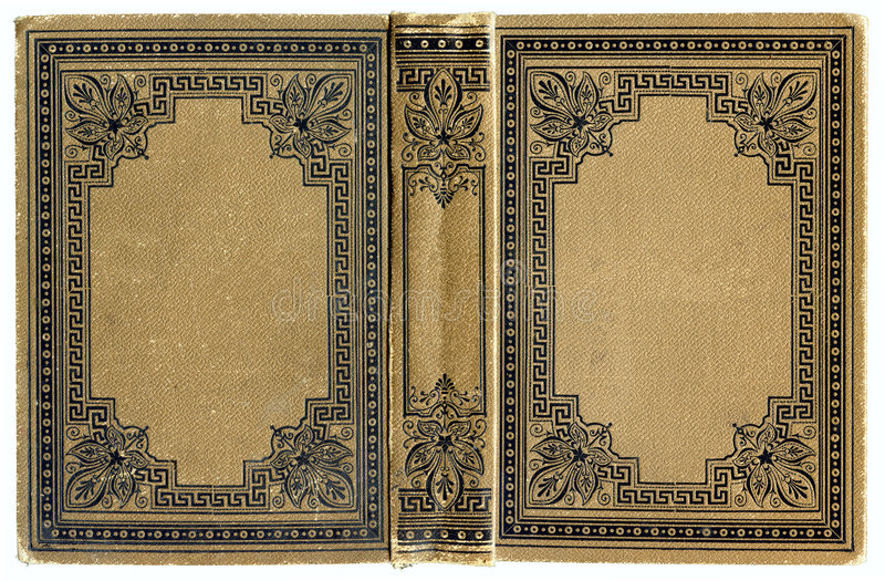 Download Old Grunged, Stained Book Royalty Free Stock Photography - Image: 3185987