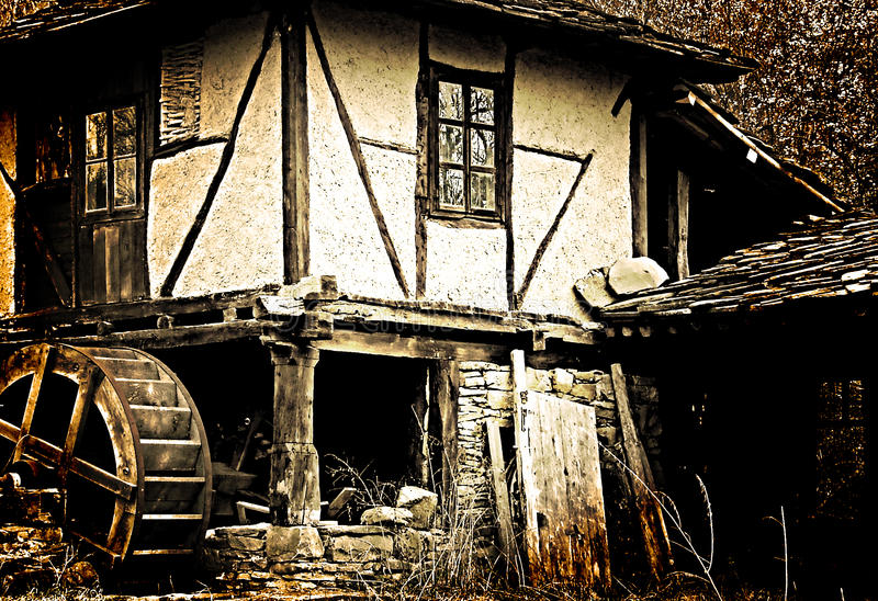 Download An Old grungy house stock image. Image of home, grungy - 18630553