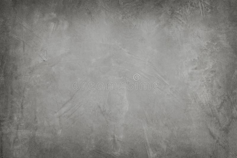 Old grungy texture, grey concrete or cement wall with vintage style pattern for background and design art work stock photos