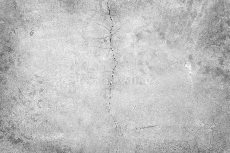 Old grungy texture, grey concrete or cement wall with vintage style pattern for background and design art work stock photography