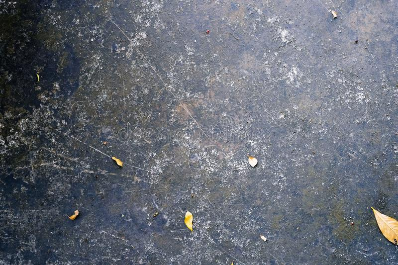 Old grungy texture, grey concrete wall, cement Surface background royalty free stock image
