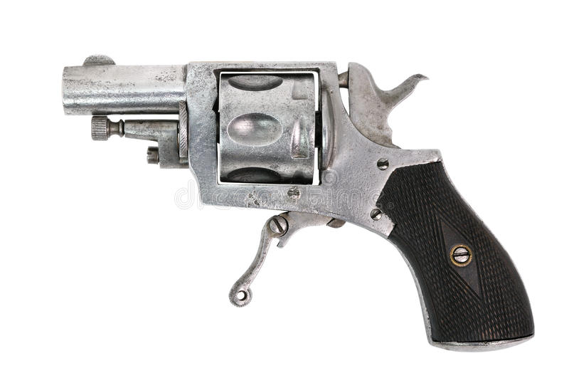 Old gun royalty free stock image