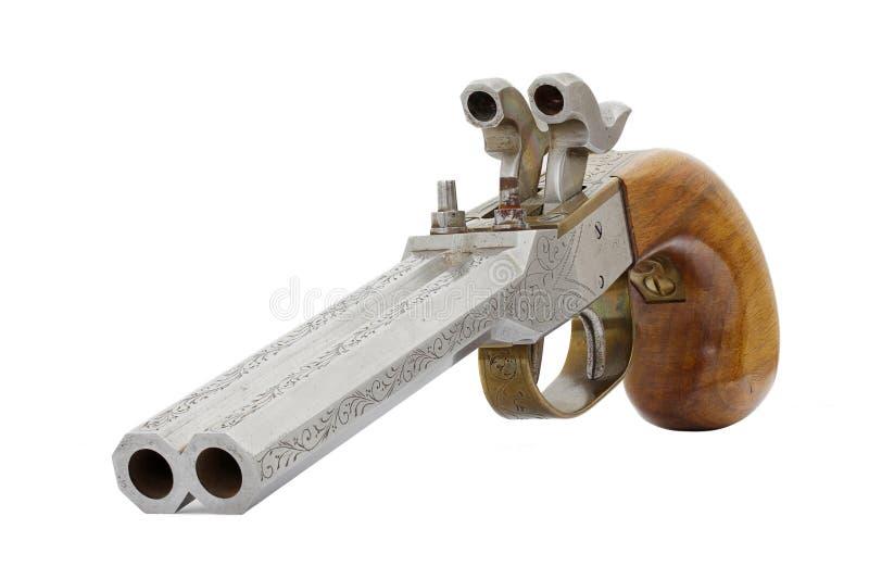 Old Gun Royalty Free Stock Photography