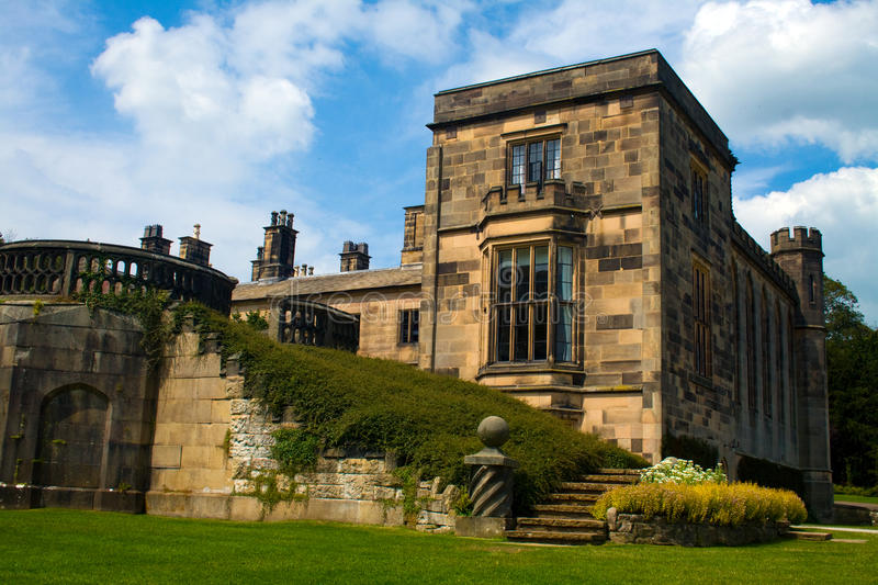 Download Old Hall stock image. Image of wealth, building, grounds - 23562435