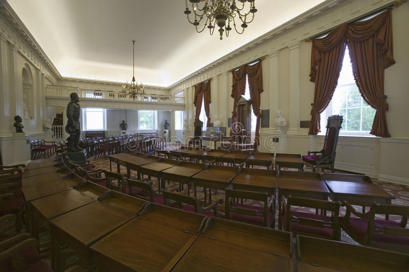 Download The Old Hall Of The House Of Delegates Editorial Image - Image: 27072455