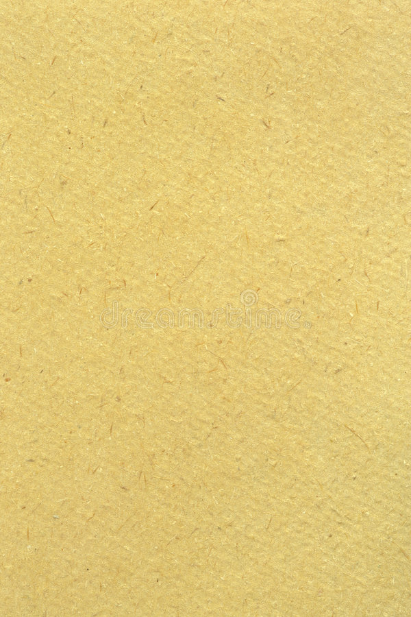 Old Handmade Paper Stock Image