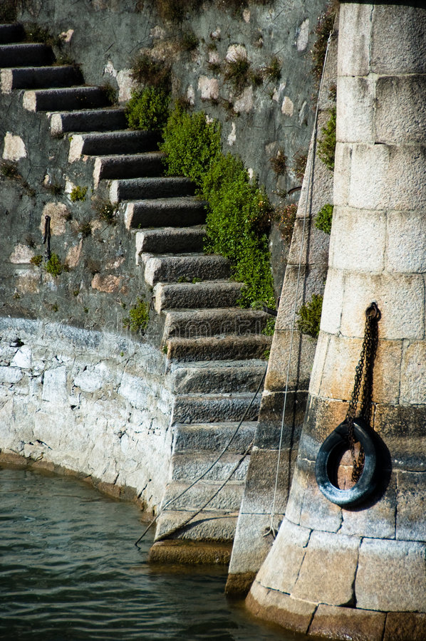 Free Old Harbour Stock Photography - 2934562