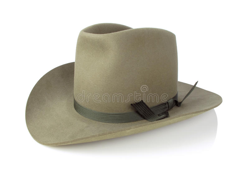 Old Hat royalty free stock photos