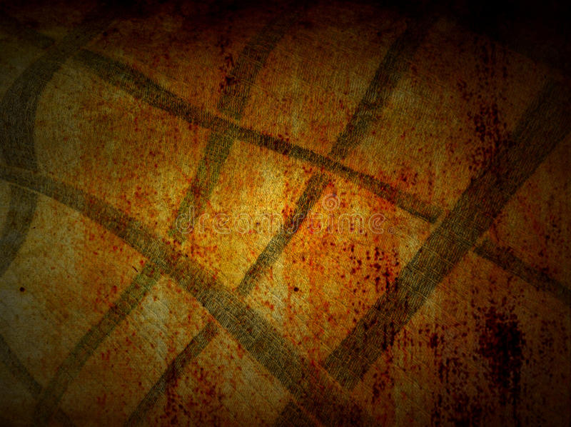 Old Hemp Cloth Background. Backgrounds And Textures - Old hemp cloth vector illustration