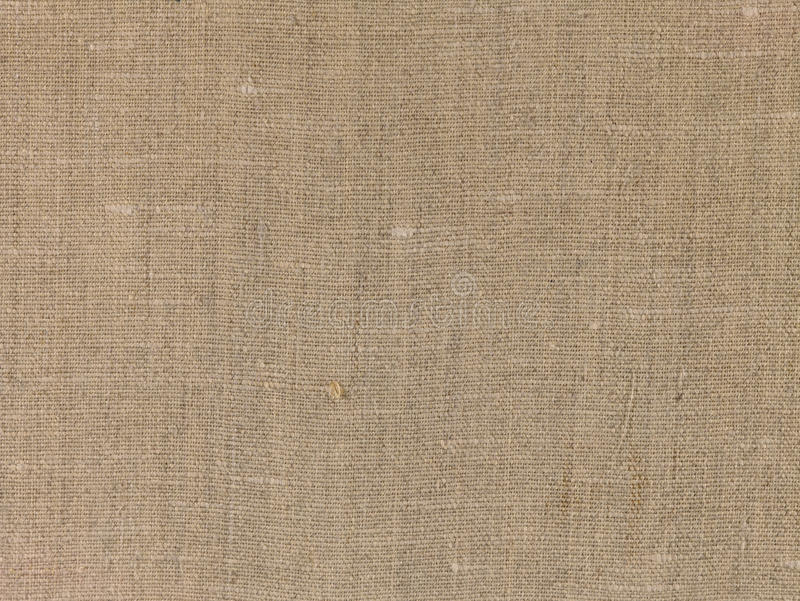 Old hessian, canvas texture as background. Shot from back side of the real vintage painting stock images