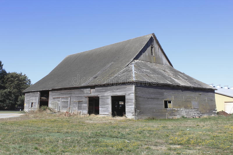 Download Old Historic Barn stock photo. Image of board, timer - 26965396