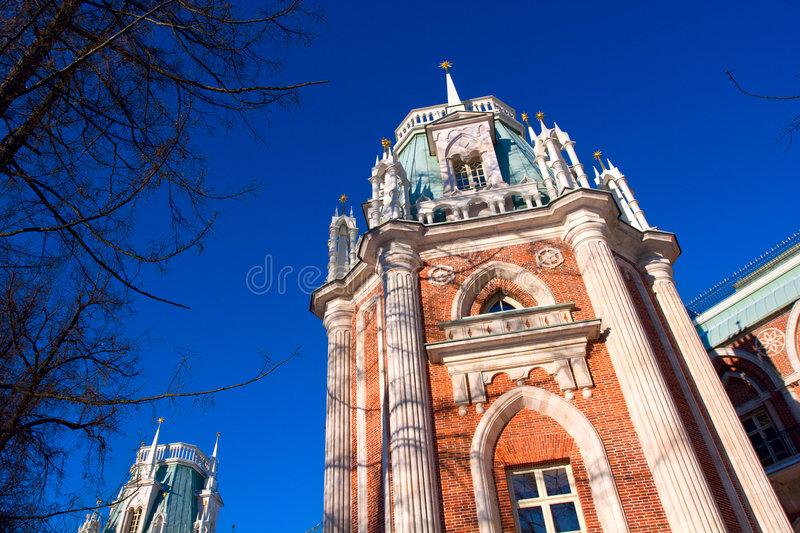 Download Old Historical Palace In Moscow Stock Photo - Image: 7612250