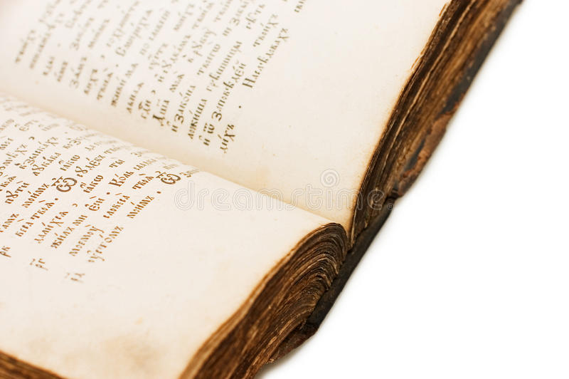 Download Old Holy Bible Book Stock Photography - Image: 13539072